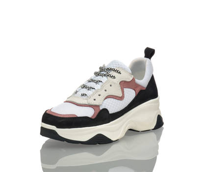 Oxmox Oxmox sneaker femmes blanc