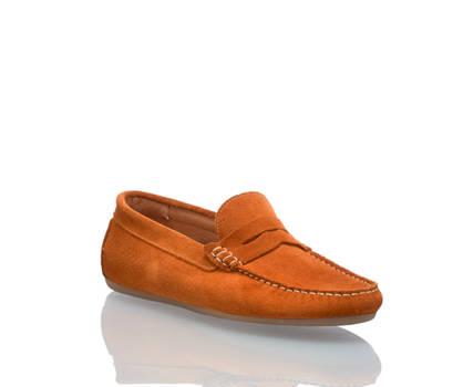 Varese Varese Luca Herren Mokassin Orange
