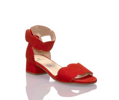 Varese Varese Gloria sandaletto alto donna rosso
