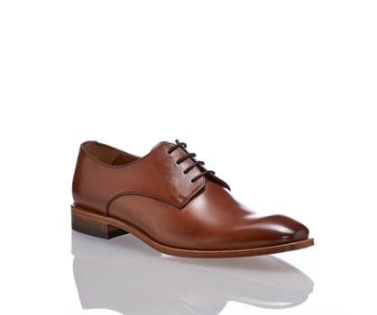 Mathew & Son Mathew & Son Herren Businessschuh Braun