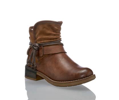 Rieker Rieker boot donna marrone