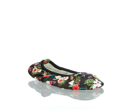 Ochsner Shoes Ochsner Shoes Flowers Mädchen Gymnastikschuh Schwarz