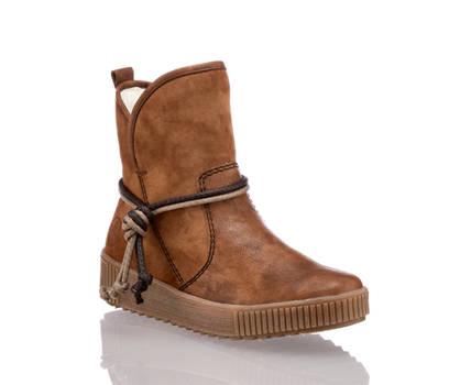 Rieker Rieker Damen Boot Cognac