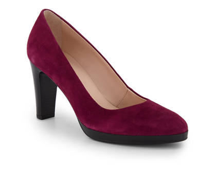 Varese Varese Katrin Damen Pumps Bordeaux