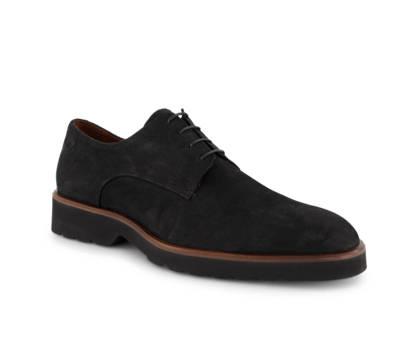 Varese Varese Beto calzature da allacciare uomo nero