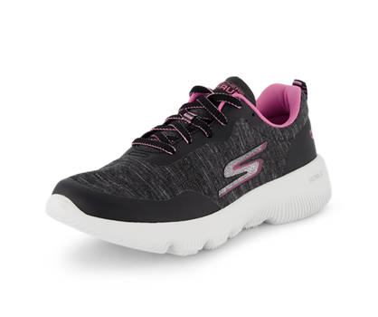 Skechers Skechers Go Run Focus Damen Sneaker Schwarz