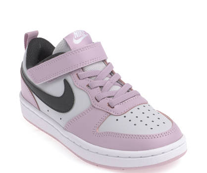 Nike Klettschuh - COURT BOROUGH LOW 2 (Gr. 28-35)