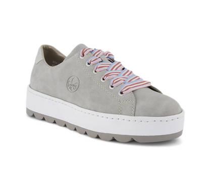 Rieker Rieker chaussure à lacet femmes gris