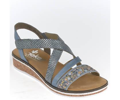 Rieker Sandalette (Weite F)