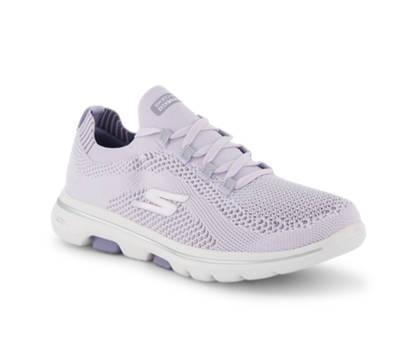 Skechers Skechers Go Walk 5 Uprise Damen Sneaker Lila