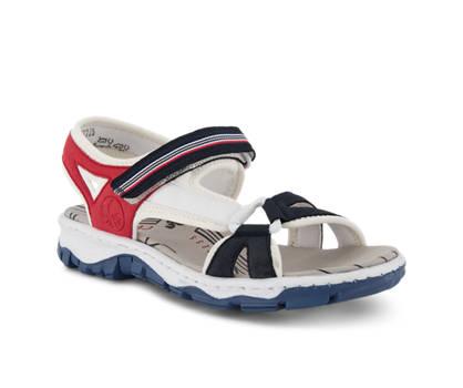 Rieker Rieker sandaletto donna blu