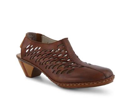 Rieker Rieker escarpin femmes brun