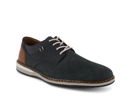 Rieker Rieker chaussure à lacet hommes bleu
