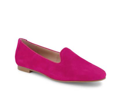 Varese Varese loafer femmes rose vif