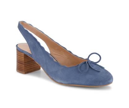 Varese Varese escarpin femmes bleu