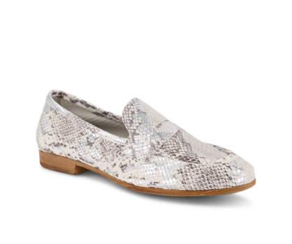 Varese Varese loafer femmes gris