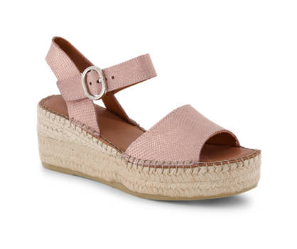 Varese Varese sandaletto alto donna rosa