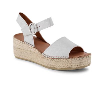 Varese Varese sandalette haute femmes argent