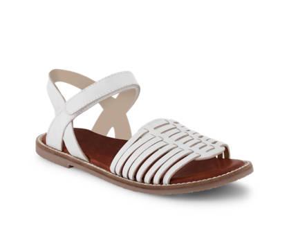 Varese Varese Digio sandale filles blanc