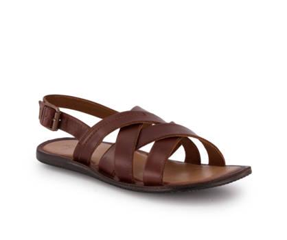 Varese Varese Lanvin sandale hommes brun