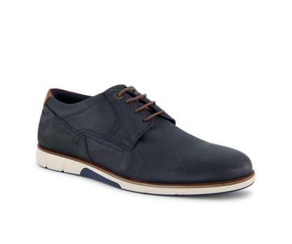 Varese Varese Chryseia chaussure à lacets hommes bleu