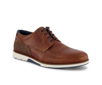 Varese Varese Chryseia chaussure à lacets hommes cognac