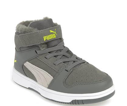 Puma Midcut-Sneaker - REBOUND LAYUP FUR (Gr. 28-35)