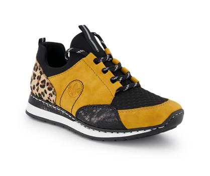 Rieker Rieker sneaker femmes jaune