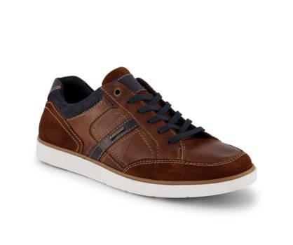 Varese Varese Helong Herren Sneaker Cognac