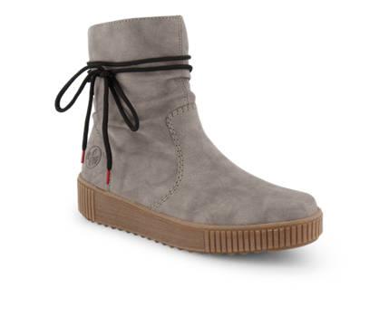 Rieker Rieker boot femmes gris