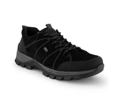 Rieker Rieker calzature da allacciare uomo nero