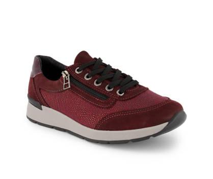 Varese Piu Varese Più Mila sneaker femmes rouge