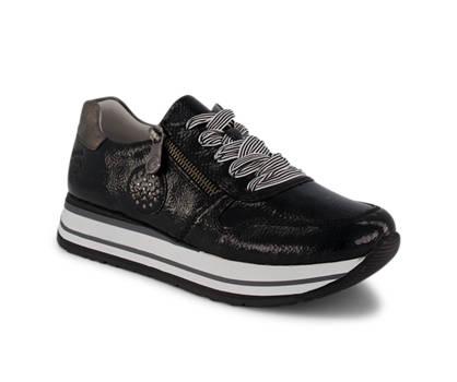 Rieker Rieker sneaker femmes noir