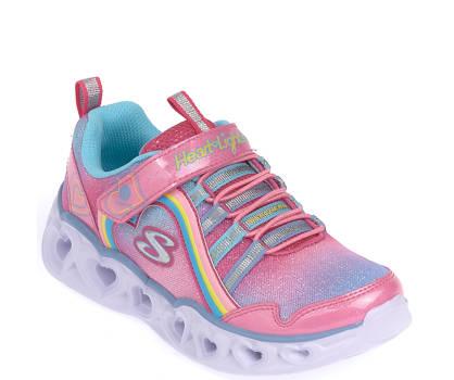 Skechers Sneaker - HEART LIGHTS (Gr. 27-35)