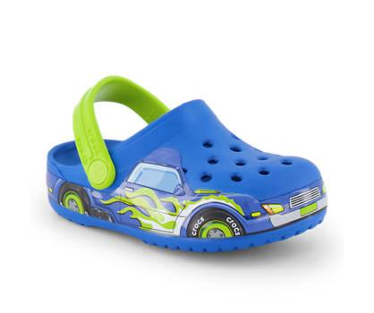 Crocs Crocs Truck Band clog bambino blu