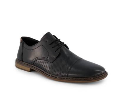 Rieker Rieker scarpa da business uomo nero
