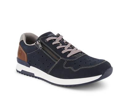 Rieker Rieker chaussure à lacets hommes bleu