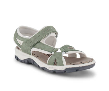 Rieker Rieker sandaletto donna verde