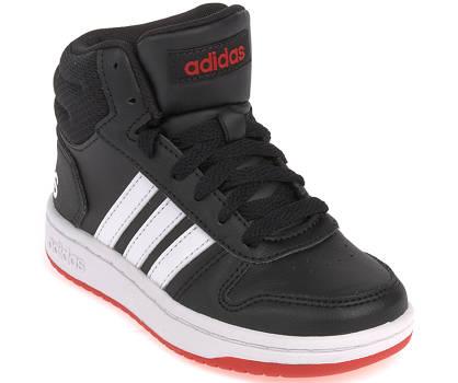 Adidas Schnürschuh - HOOPS MID 2.0 (Gr. 28-35)