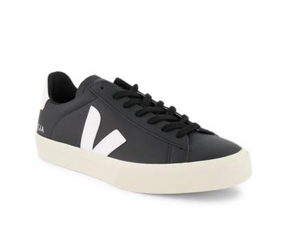 VEJA Veja Campo Herren Sneaker Schwarz