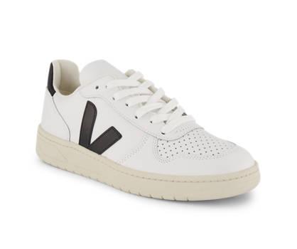 VEJA Veja V-10 Herren Sneaker Weiss