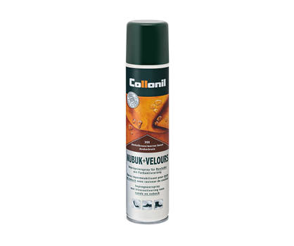 Collonil Nubuk + VELOURS d-braun - 200 ml (4,98 EUR / 100 ml)