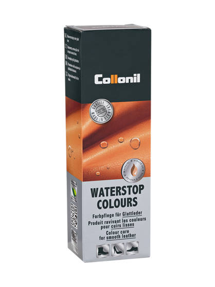 Collonil WATERSTOP d-braun - 75 ml (9,27 EUR / 100 ml)