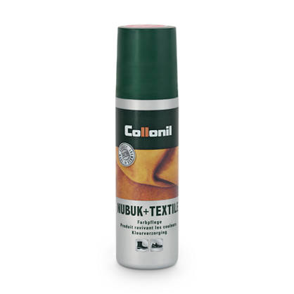 Collonil NUBUK + TEXTILE d-braun - 100 ml (6,95 EUR / 100 ml)