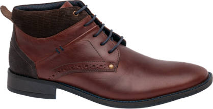 AM SHOE Formal Lace-up Boots