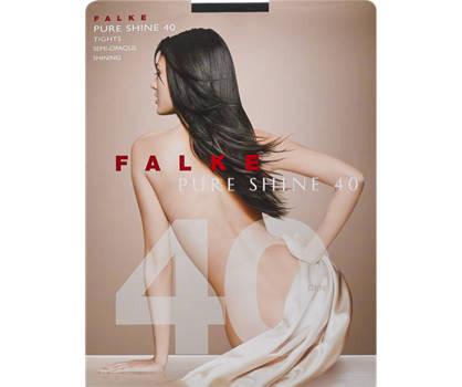 Falke Falke 1 Pair Pure Shine 40 Chaussettes Femmes S/M; M/L