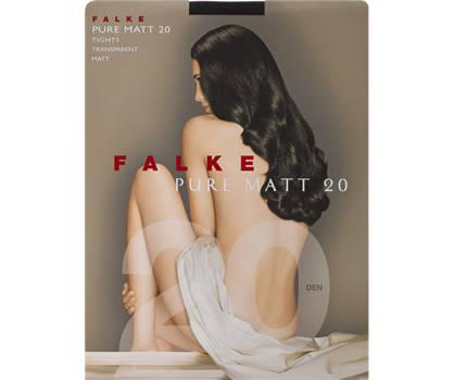Falke Flake 1 Pair Pure Matt 20 TI collants femmes S/M; M/L; XL