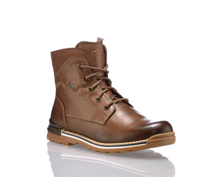 Fretzmen Fretzmen Cooper GoreTex boot à lacet hommes brun