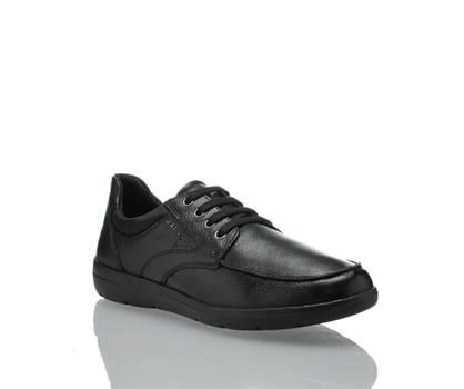 Geox Geox Leitan chaussure à lacet hommes noir
