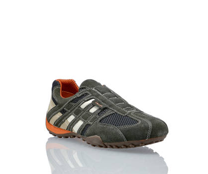 Geox Geox Snake chaussure à lacet hommes